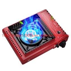 Piano cottura singolo portatile acciaio inox per cucina casalica per barbecue
