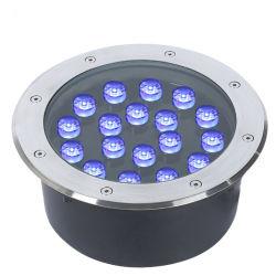지하 매설 램프 매립형 LED 지하 조명