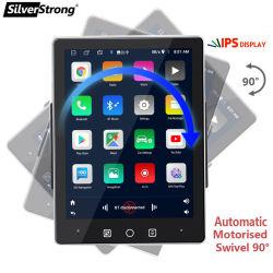 Silverstrong 2 DIN autoradio verticaal scherm Audio Stereo Bluetooth Autoradio mobiele telefoon Interconnectie Multimedia Video Player