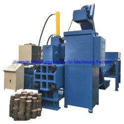 Y83W-360 Sucata Horizontal aparas de aço briquetes de limalhas de máquina de fazer