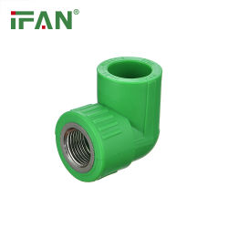 IFAN PPR/Pex/PP-pijp en fittings voor watertoevoer Pn25 mannelijk Elleboog met messing draad