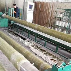 Le matériau composite PRF Tuyau de bobinage de filaments de fibre de verre Making Machine
