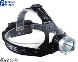 10W de potência elevada farol, CREE T6 18650 Recarregável tático LED Farol Wysiwyp, super brilhante impermeável Lanterna ajustável