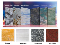 الصين جلّخ حجارة طبيعيّة بيضاء/أسود/صفراء/زرقاء/[غري]/[بروون]/أحمر/لون بيج/اللون الأخضر يصقل/صوان/رخام/مرو/بازلت/عقيق/مرويت/[موسيك تيل] لأنّ أرضية/جدار