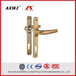 La quincaillerie de porte en aluminium/aluminium de la poignée de porte en bois