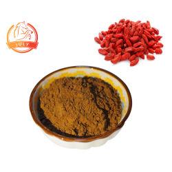 Wolfberry chinois extrait 10 : 1 20 : 1 30 : 1 50 : 1 de la poudre de Goji