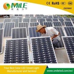 A elevada eficiência de boa qualidade mono e poli Célula solar de Módulo de Sistema de Energia Solar Painel Solar Luz de Rua