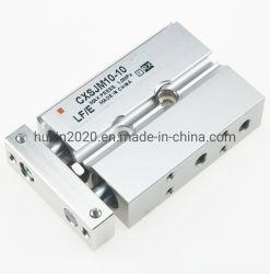 Cxsjm20-10/20/30/40/50/60/70/75/100/125/150/175/200/250/300 двойного хода штока цилиндра, компактный, подшипник скольжения, Cxsjm компактный цилиндр, пневматический цилиндр компактный