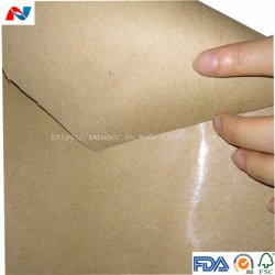 250gsm, Grau Alimentício PE Coated Board para Caixa de alimentos