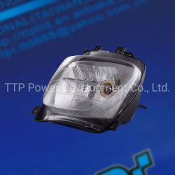 12v/35/35w Elektrische Motorkoplamp/Koplampmotoronderdelen