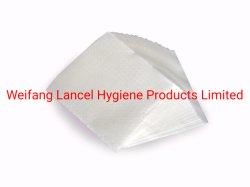 Barato de alta qualidade guardanapos lenços de papel para uso doméstico e Hotel