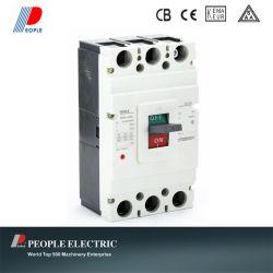 Marcação ce aprovado motor CB 800A MCCB Disjuntor de caixa moldada