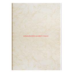 La decoración de interiores de alta calidad suelos PVC laminado Panel de pared techos Pic