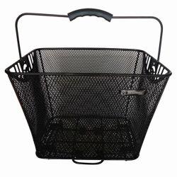 バイクのアクセサリの鋼鉄自転車のバスケット(HBK-103)