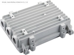 アルミニウム通信設備は鋳造物ハウジングを停止する
