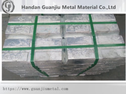Precio razonable GB lingote de Zinc 99,99%.