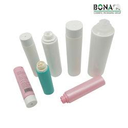 Prescindir del centro de tubo de plástico envases cosméticos
