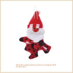 O Natal Santa Claus recheadas Peluche enfeites