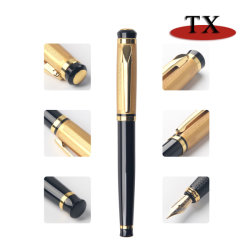 대중적인 선물 금속 사업 달필 만년필 재정적인 펜