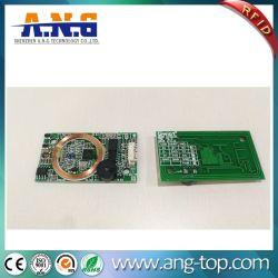 وحدة قارئ RFID للتردد المزدوج صغيرة الحجم 125 كيلو هرتز و13.56 ميجا هرتز