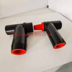 CJB20-1250 EN50181 11kV 12kV 15kV 24kV 25kV 1250A デッドブレーク メカニカルラグ 3 コア銅付き、シールド分離可能 T 字コネクタ テープスクリーン SWA