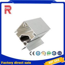 Perfiles de Aluminio / Perfil de extrusión de aluminio para mop/Hisopo/Swob Rod