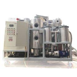 Purificazione per decolorazione dell'olio di cocco ad alto vuoto in acciaio inox (TYR-30)