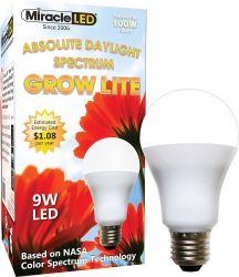 Usine de LED à spectre complet de la lampe témoin LED croître pour jardin intérieur