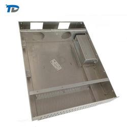 Folha de precisão da estrutura de metal/estrutura/Caixa da fabricação de aço inoxidável