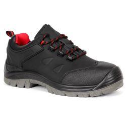 비금속 기준 (SN5814)를 가진 세륨 증명서를 가진 산업 가죽 남자 또는 여자 안전 단화 작업 단화 안전 신발
