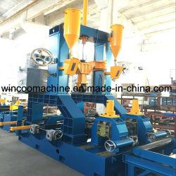 Máquina de Combinação automática H linha de soldadura do feixe com montagem/soldadura