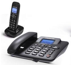 2.4 DECT Telefoon, de Draadloze Telefoon van identiteitskaart van de Bezoeker, Draadloze Telefoon