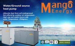 Un cycle automatique de 24 heures à température constante de chauffage, eau chaude, système de contrôle intelligent de l'homme