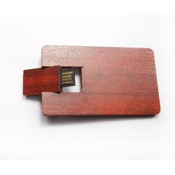 木箱USBのフラッシュ駆動機構USBのペン駆動機構のカスタムロゴおよびレーザーの彫版1GB 2GB 4GB 8GB 16GB 32GBのペン駆動機構