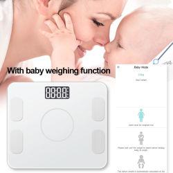 Bilancia intelligente del grasso corporeo BMI 7 in 1 Bluetooth
