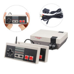 precio de fábrica TV Video videoconsola clásico construido en 620 juegos retro de la familia de 4 botones del Reproductor de Consola de juegos