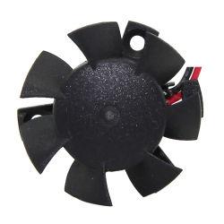 3010 IP57ブラシレスDCのファンLED自動車のヘッドライトの特別な冷却ファン5V 12Vブラケットの軸ファン