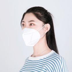 Оптовая торговля одноразовые 3/4/5 Ply Non-Woven KN95/N95 респиратор Anti-Dust Earloop тип безопасности защитную маску для лица от пыли