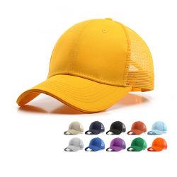 Promozione all'ingrosso Personalizza 6 Panel Trucker SnapBack Hat/ Mesh Baseball Tappo