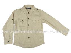 Crianças Menino roupa de algodão camisola Cabrito Casual Desgaste da moda para vestuário de crianças estilo britânico de Manga Longa