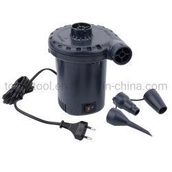 مضخة هواء كهرمانالمصنع الكهربائية AC، جهاز نفخ/تفريغ 2 في 1، مضخة فراش الهواء أو عوابير فراش الهواء القابلة للنفخ سرير حمام سباحة رفّ