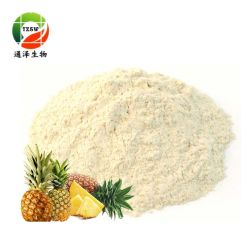 La fabrication des aliments d'alimentation Addictive extrait de l'ananas, de classe alimentaire de la bromélaïne enzyme