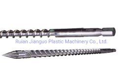 38crmoala Spritzen-Maschinen-Sigel-Schraube und Zylinder