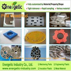 POM, nylon, PP, ABS Matériau Non-Matalic /Plasit CNC en plastique personnalisés dans les différentes pièces de conception d'ordinateur