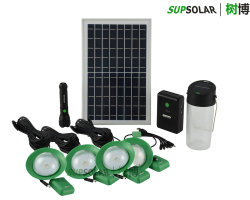 高品質のPaygoのSolar Energy照明装置力のホームキット