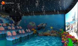 Le plus attrayant 5D effets spéciaux cinéma Jeux d'intérieur du système de cinéma