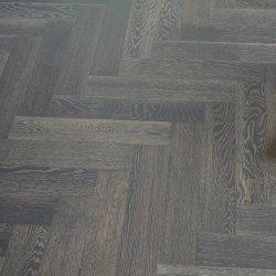 Espinha de peixe Cinza Carvalho Russo Engineered Wood Flooring