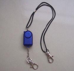 Personal de Emergencia Mini Llavero Alarma para señoras mayores a los niños