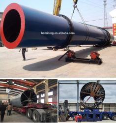 Prezzo di fabbrica Fertilizer Rotary Sawdust Wood Sand Drum essiccatore Machinery