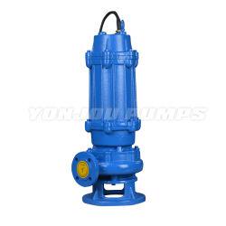 La Deshidratación Non-Block de acero inoxidable bomba sumergible centrífugo de aguas residuales (por las aguas residuales fecales /)
